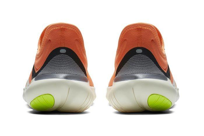 Nike Free Run 5 0 2019 Orange Heels