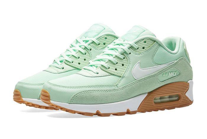 Nike Air Max 90 Women's (Fresh Mint/Barley Green) - Sneaker Freaker