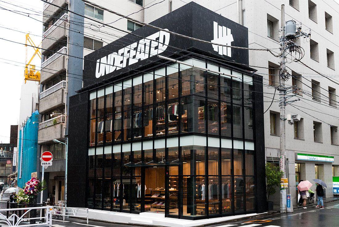 Undefeated Shibuya Store