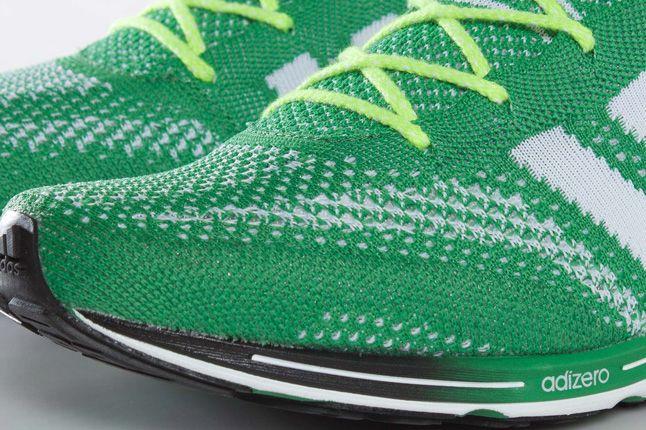 Adidas Primeknit Olympics Prime Green Midsole 1