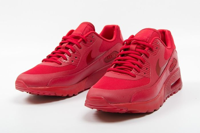 Nike Am90 Ultra Gym Red Uni Red Foot District Bump 3