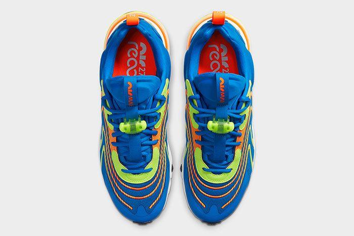Nike Air Max 270 React Eng Cd0113 401 Top