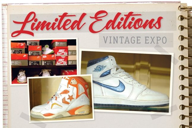 Limited Editions Vintage Expo 1