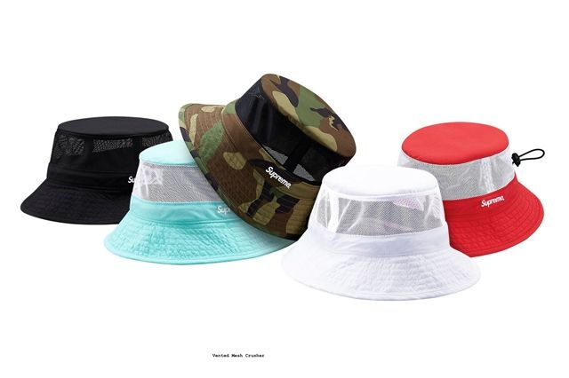 Supreme Ss15 Headwear Collection 28