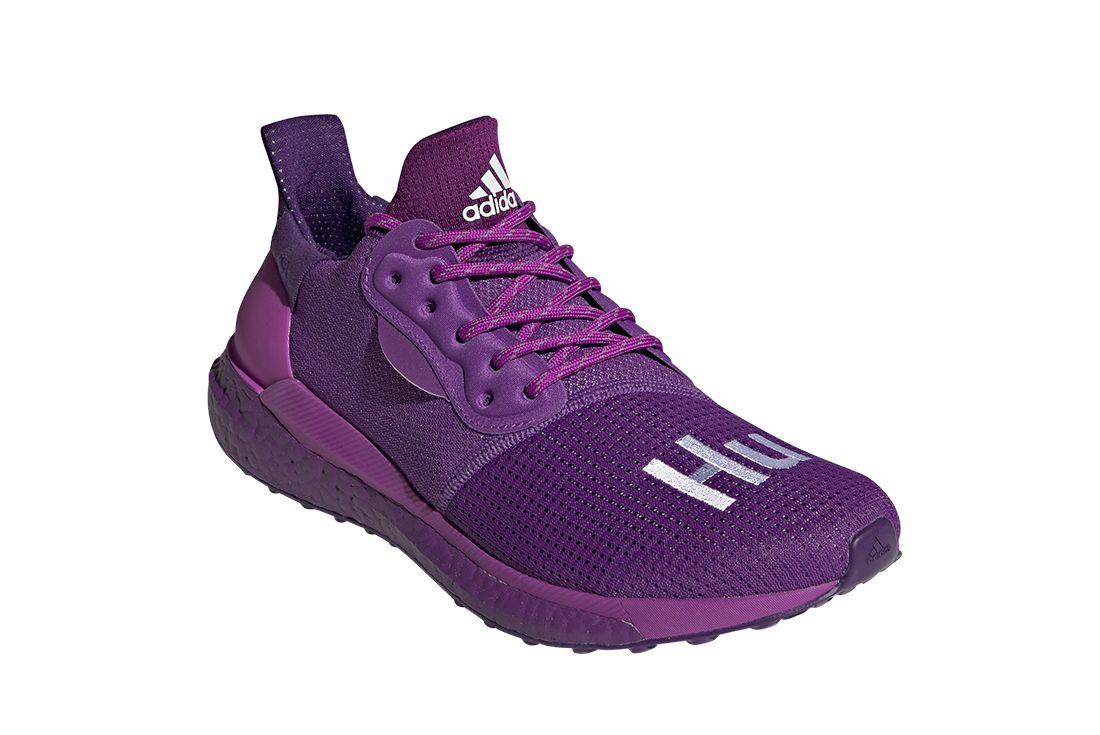 Adidas Pharrell Williams Solar Hu Purple