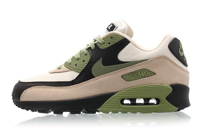 Nike Air Max 90 Escape Lahar Olive Left