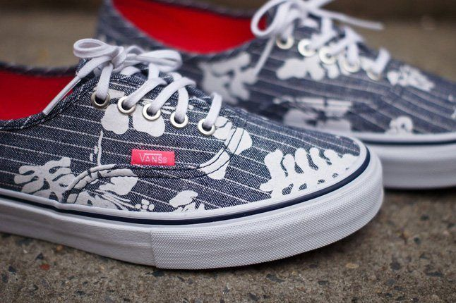 Vans Authentic Lx Aloha Cambray Pack 4