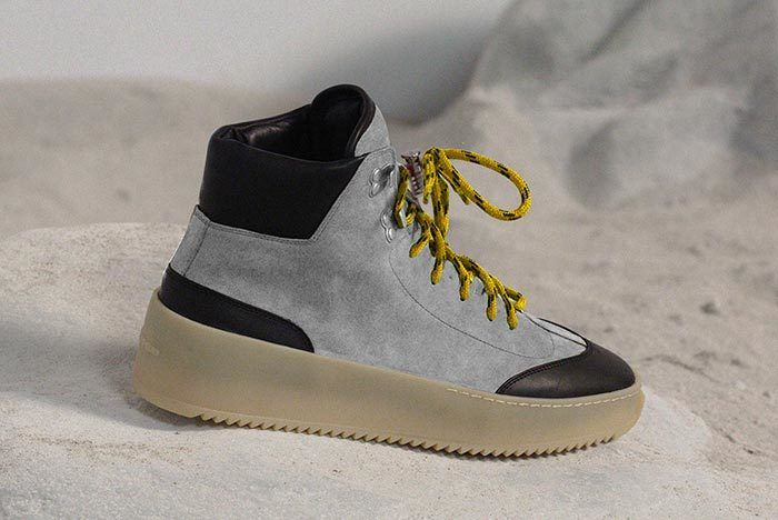 Fear Of God Sixth Footwear Collection 1