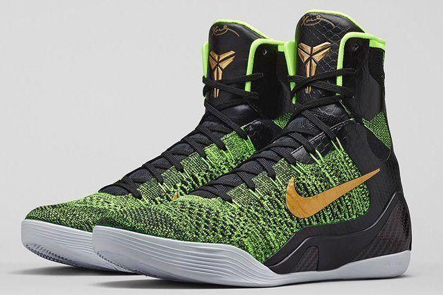 Nike Kobe 9 Elite Restored 1