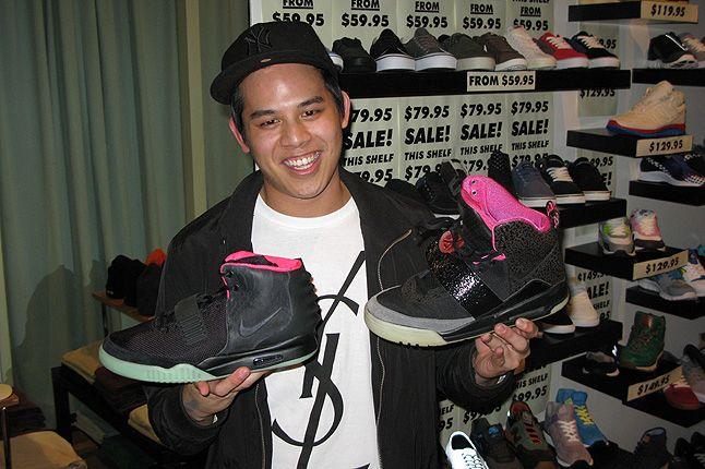 Nike Air Yeezy 1 Sure Store Raffle 31 1