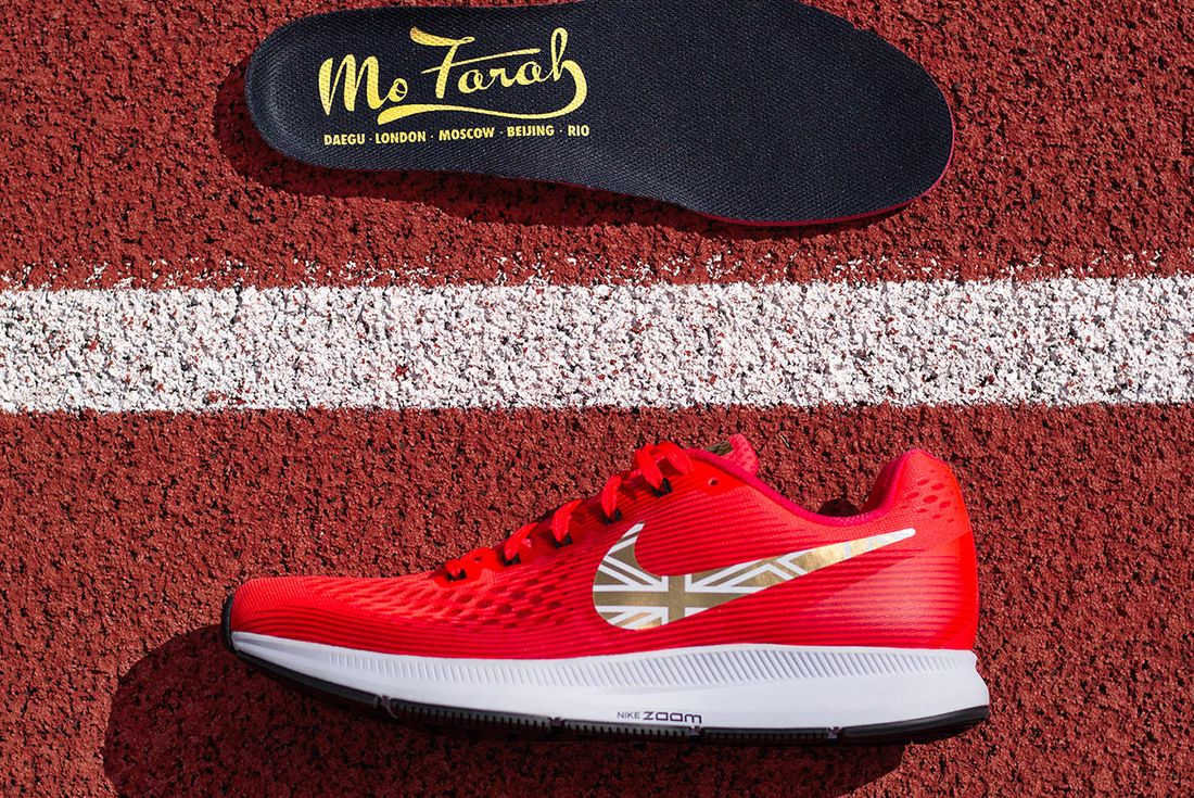 Nike Pegasus Mo Farah 1