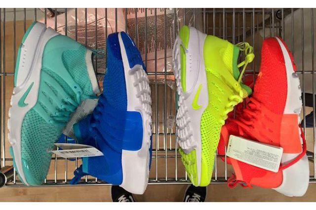 Nike Flyknit Air Presto
