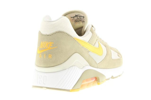 Nike Air Max 180 Light Beige Atomic Mango 2