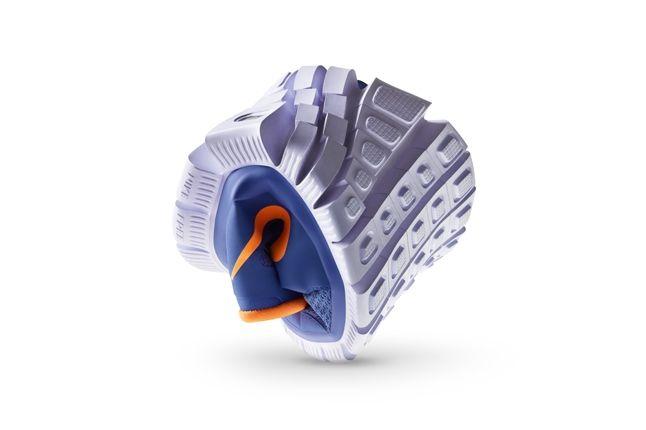 Nike Free 5 0 Blue Orange Full Circle Twisted 1