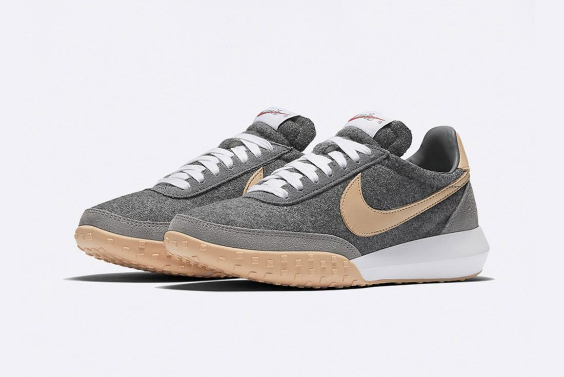 Material Matters History Of Wool Sneakers Wmns Nike Waffle 1