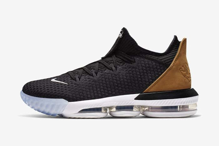 Nike Lebron 16 Low Soundtrack Ci2668 001 Release Date Side Profile