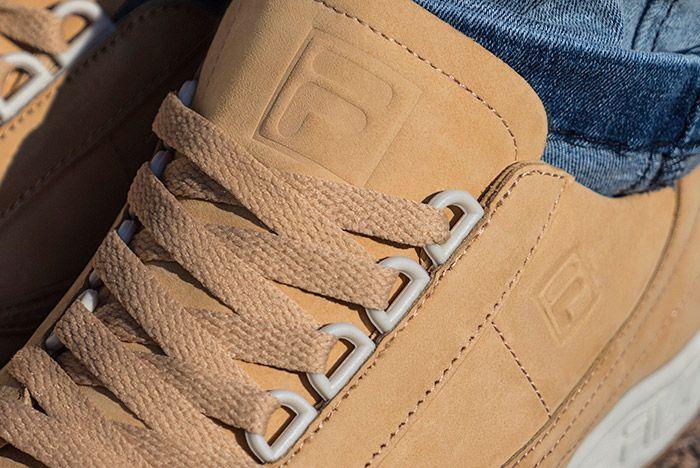 Fila Premium Veg Tanned Leather Pack Classic Tennis 5