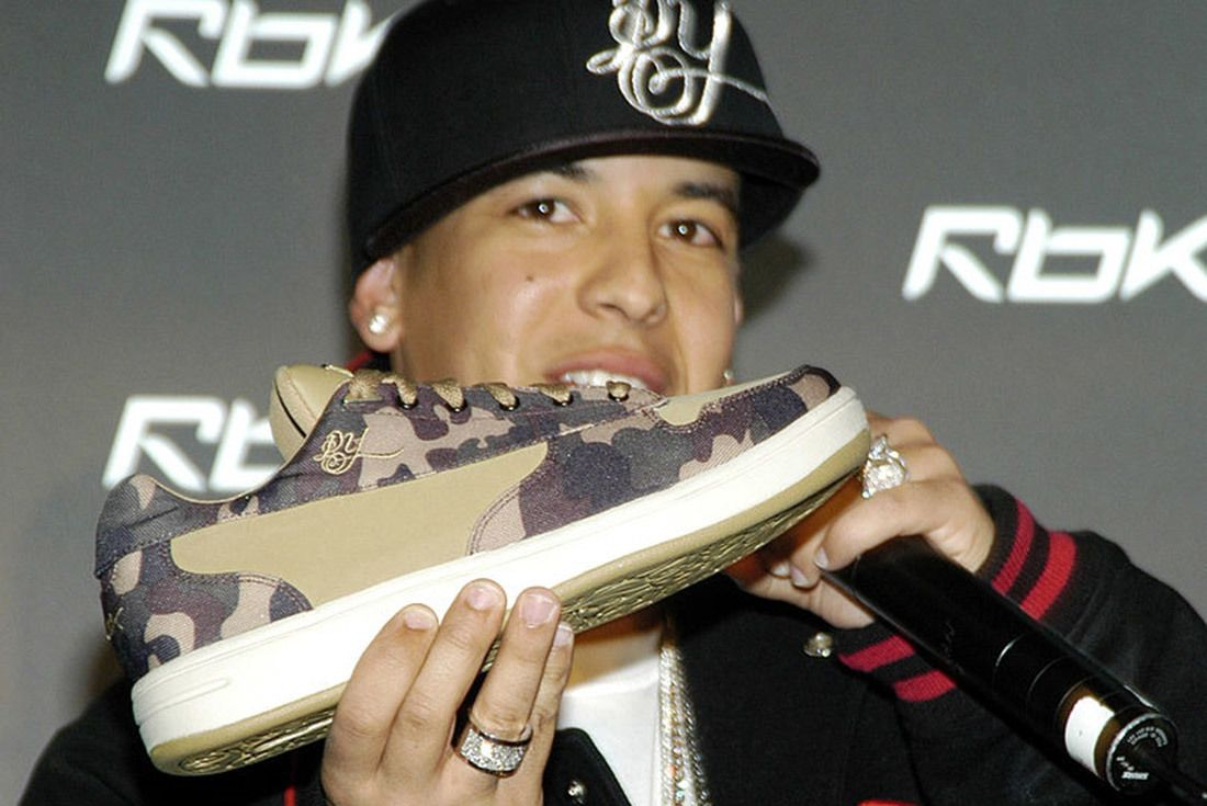 One Kick Wonders Daddy Yankee Reebok 1