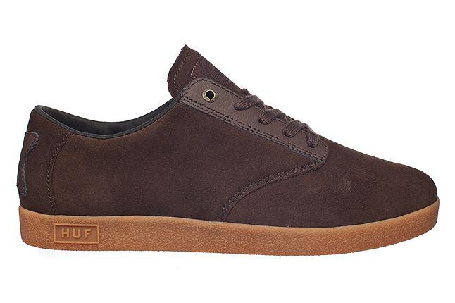 Huf Fall 2012 Footwear Hufnagel Pro Bison Gum 1