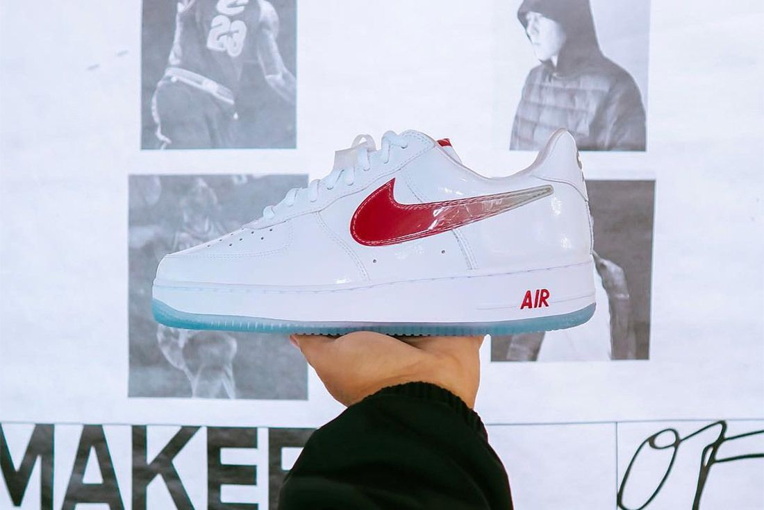 Nike Air Force 1 Taiwan 2018 Retro Makers Of The Game All Star 1