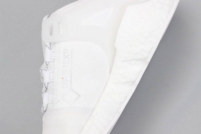Adidas Eqt 93 17 Gore Tex White 2