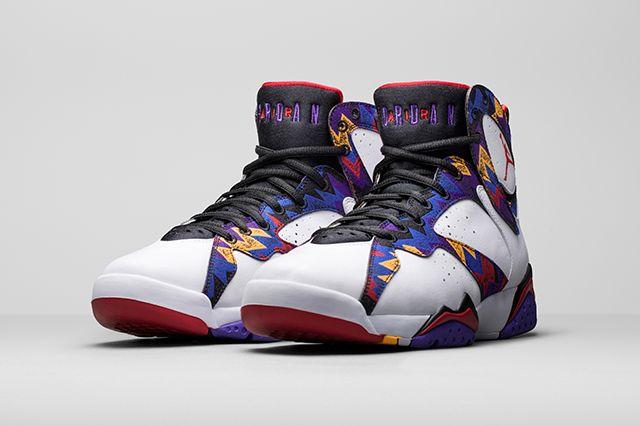 Air Jordan 7 Nothing But Net 5