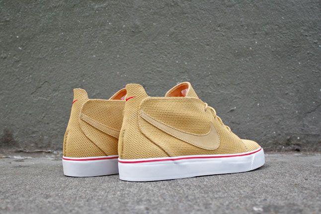 Nike Toki Premium Jersey Gold 5 1