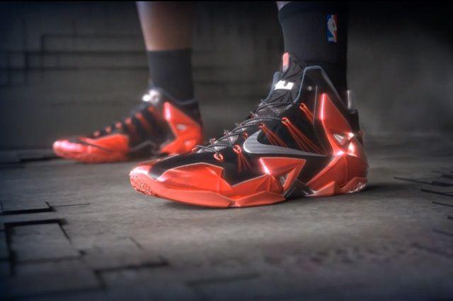 Nike Basketball Lebron 11 Away Commercial 1