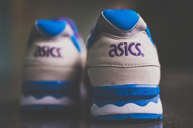 Asics Gel Lyte V Off White Purple 2