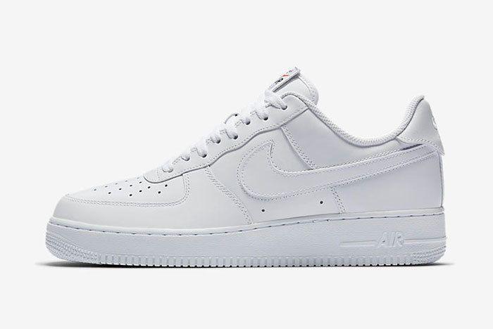 Nike Af1 Swoosh Pack White Sneaker Freaker 4