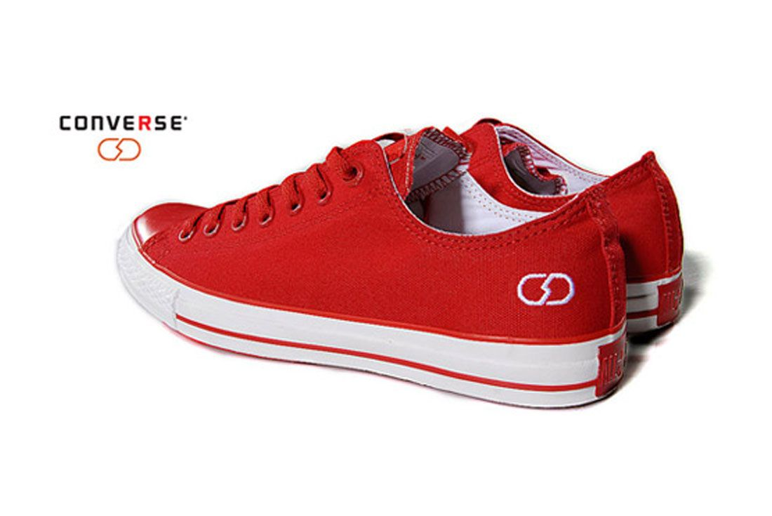 Fragment Design x Converse Chuck Taylor All Star Product Red