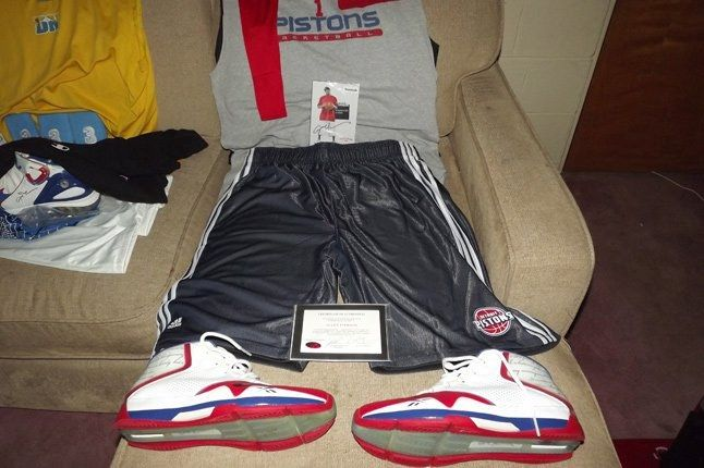 Dustin Bowers Reebok Iverson Collection 17 1
