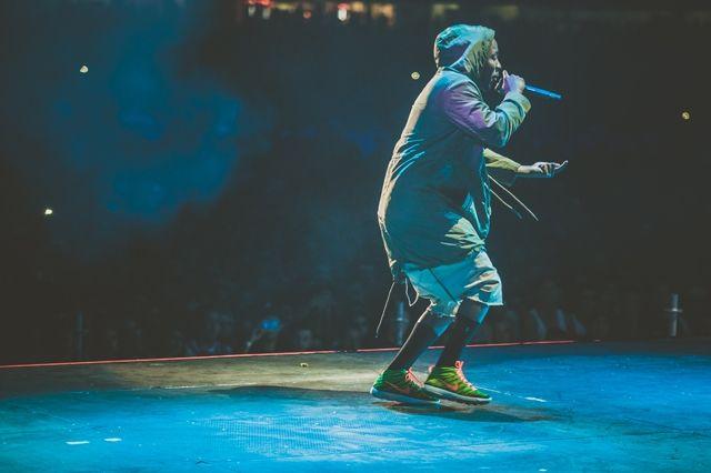 Eminem The Rapture Melbourne 5