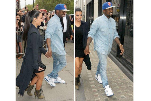 Kanye West Sneaker Style Nike Air Flight 89