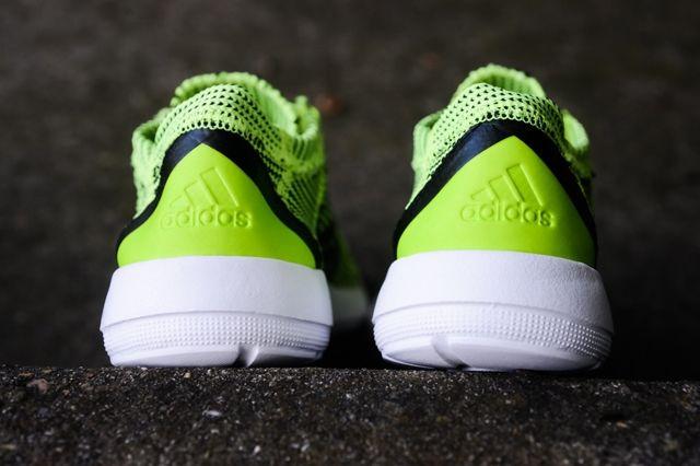 Adidas Element Refine Js Lime 2