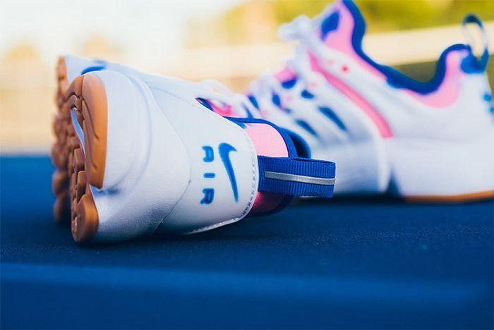 Wmns Nike Air Presto Td White Blue Nebula Blue Nebula Sneaker Politics Aq5897 100 10