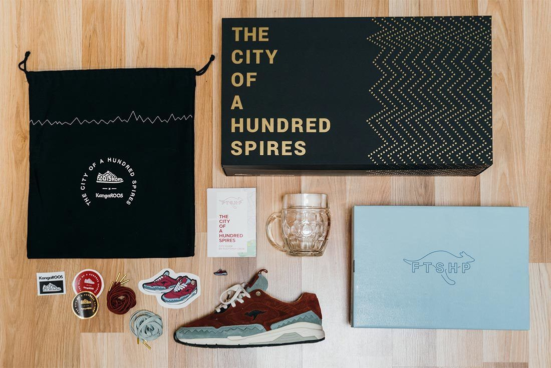 Kangaroos X Footshop The City Of A Hundred Spires Ultimate 3 Interview 4