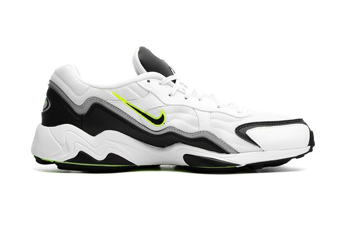 Nike Zoom Alpha Bq8800 002 Black Volt Wolf Grey White Side Shot 3