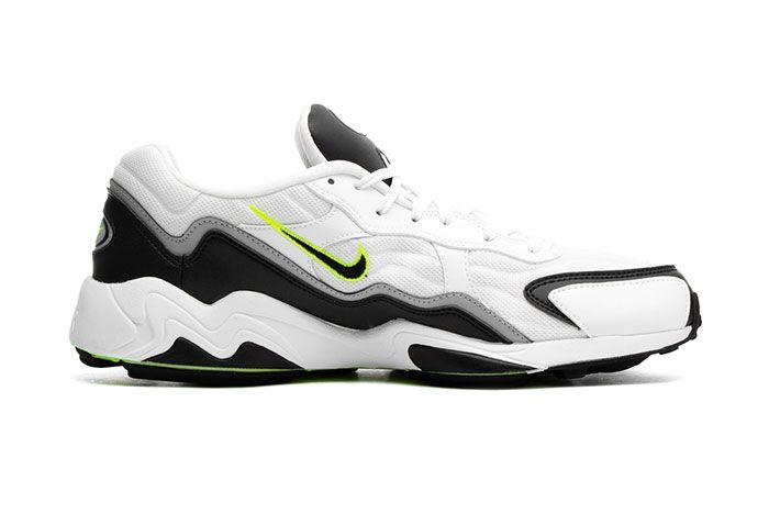 Nike Zoom Alpha Bq8800 002 Black Volt Wolf Grey White Side Shot 3
