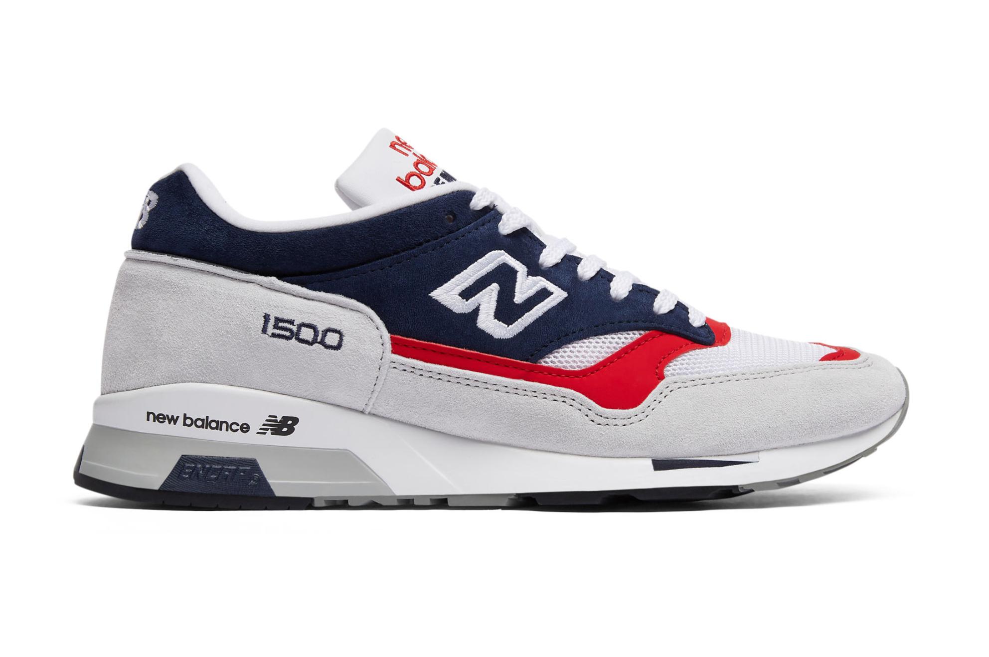 New Balance 1500 Grey/Navy
