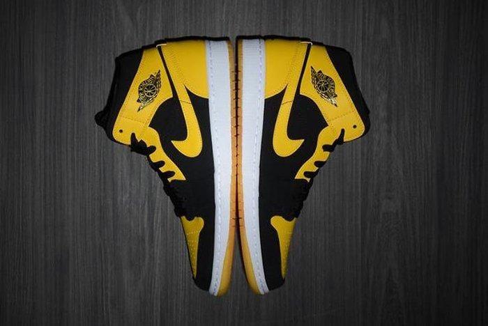 The Air Jordan 1 Mid New Love Finally Hits Retailers