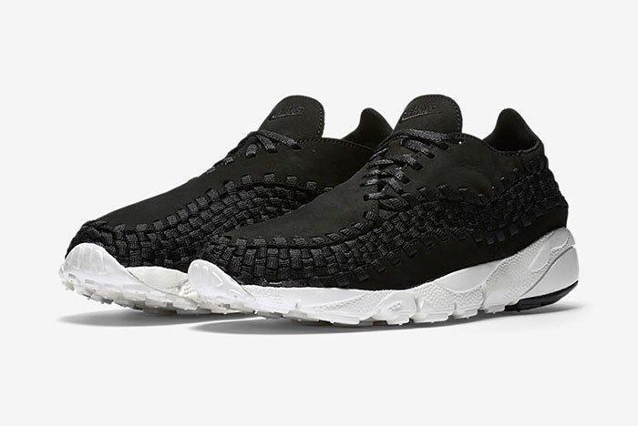 Nike Air Footscape Woven Black 5