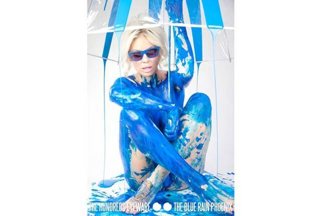 The Hundreds Eyeware The Blue Rain Phoenix 4 1