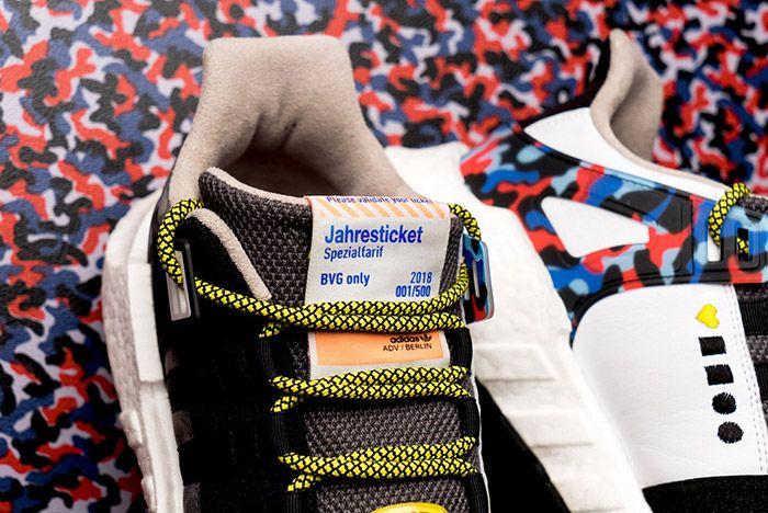 Adidas Eqt Bvg Support 93 17 Berlin Small