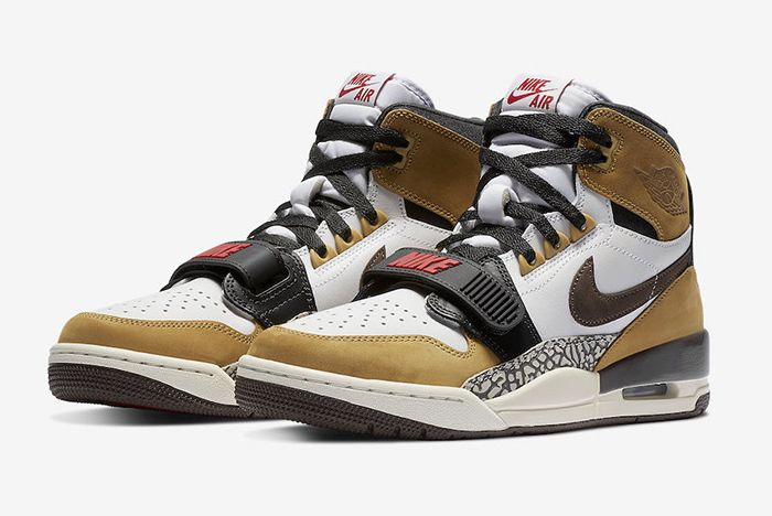 Jordan Legacy 312 Rookie Of The Year 1