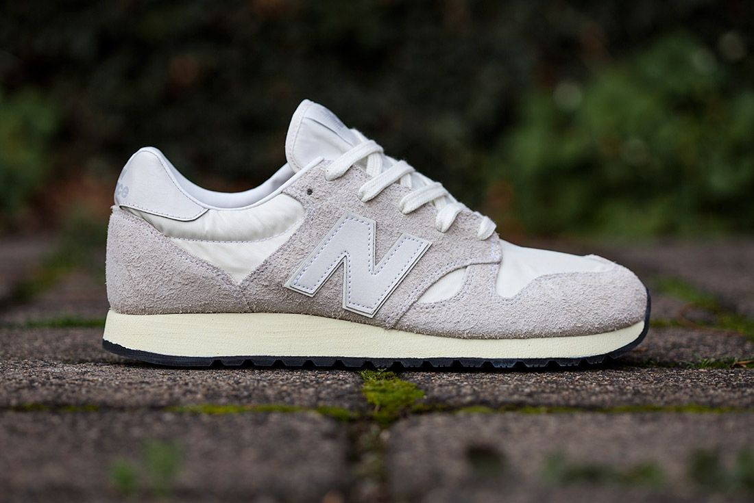 New Balance 520 Hairy Suede 2