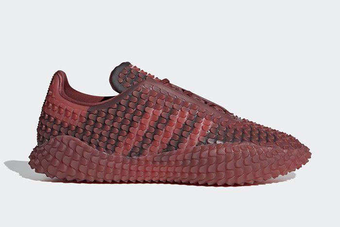 Craig Green Adidas Kamanda Red