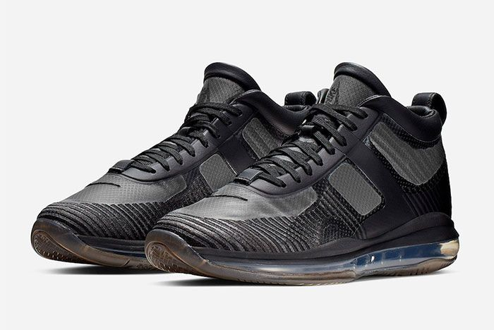 John Elliott Nike Le Bron Icon Black Quarter
