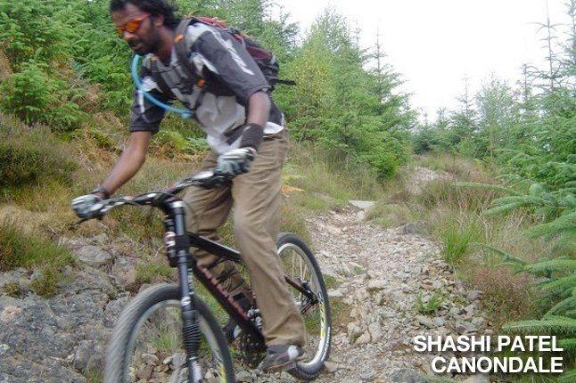 Shashi Canondale 1
