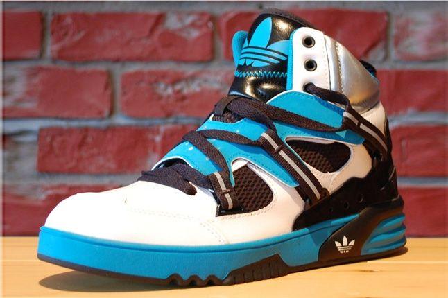 Adidas Roundhouse Distinct Teal Run White 4
